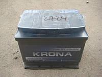 Аккумулятор 6СТ 60А3Г (1) плюс слева Krona