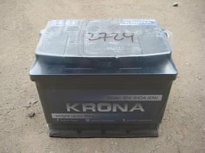 Акумулятор 6СТ 60А3Г (1) плюс зліва Krona