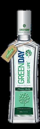 Водка Green Day Organic Life 1л, фото 2