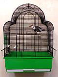 Клітка для папуги 50*30*68см, фото 2