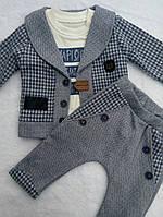 Нарядный костюм для мальчика 1 год, 9 мес. в Украине, фото 1