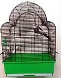 Клітка для папуги 50*30*68см, фото 3