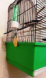 Клітка для папуги 50*30*68см, фото 6