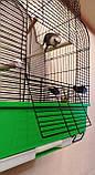 Клітка для папуги 50*30*68см, фото 7