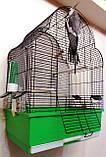 Клітка для папуги 50*30*68см, фото 8