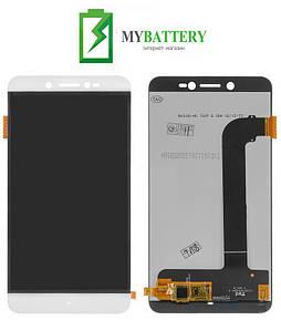Дисплей (LCD) Prestigio 5530 Grace Z5 Duo с сенсором белый