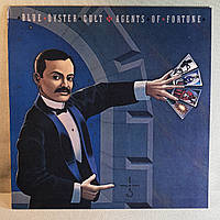 CD диск Blue Öyster Cult - Agents of Fortune