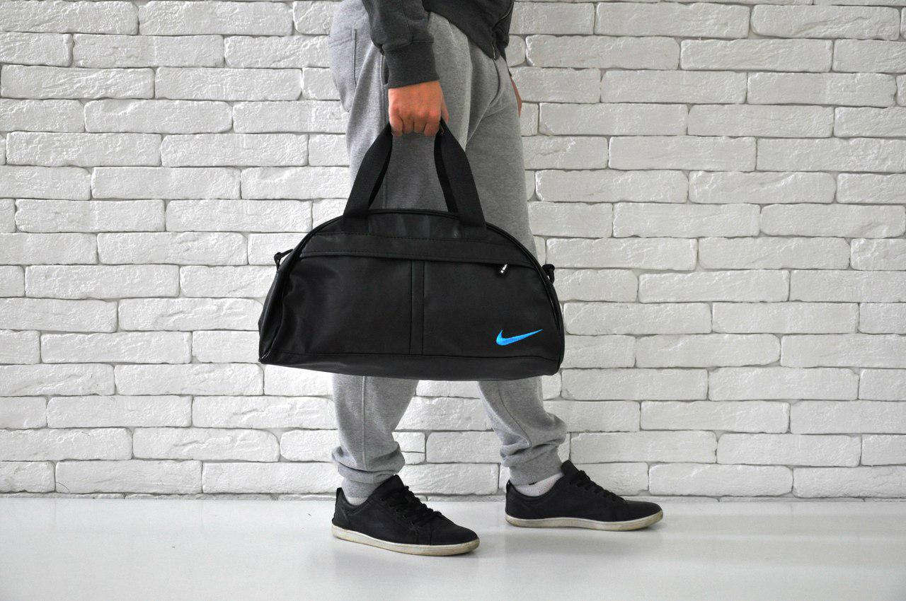 Спортивная, тренировочная сумка Nike, найк
