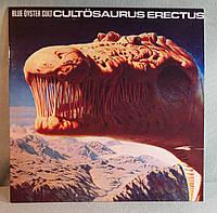 CD диск Blue Öyster Cult - Cultosaurus Erectus