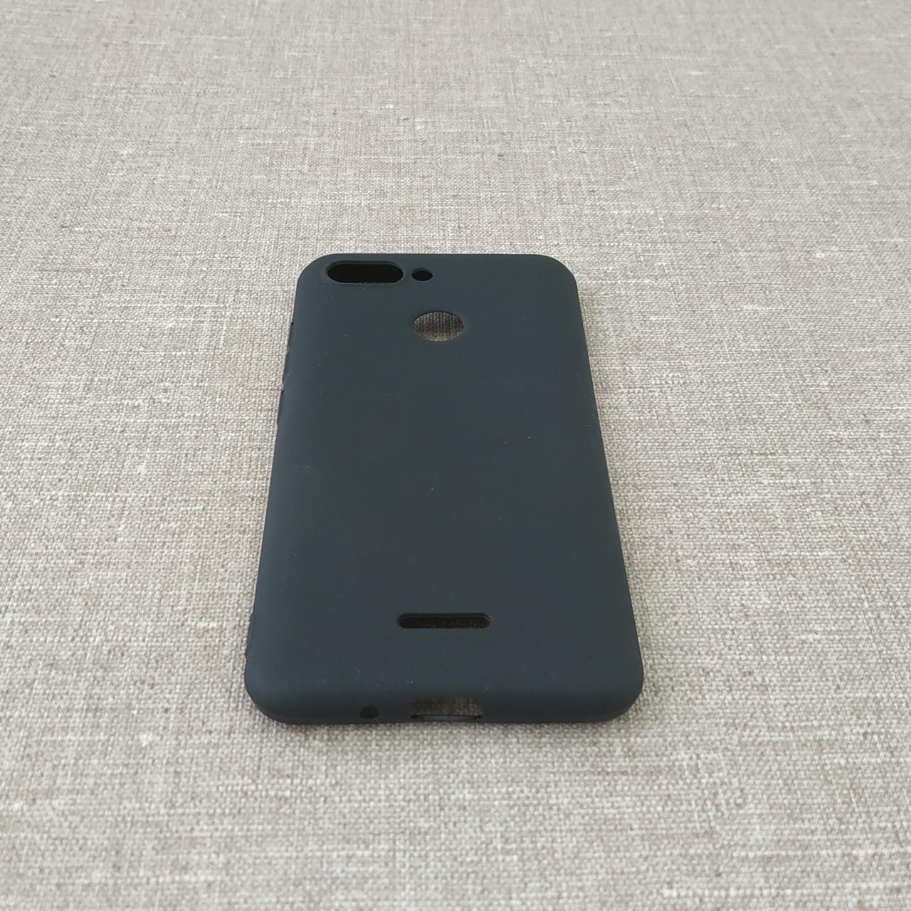 Чехол Honor Umatt Xiaomi Redmi 6 black