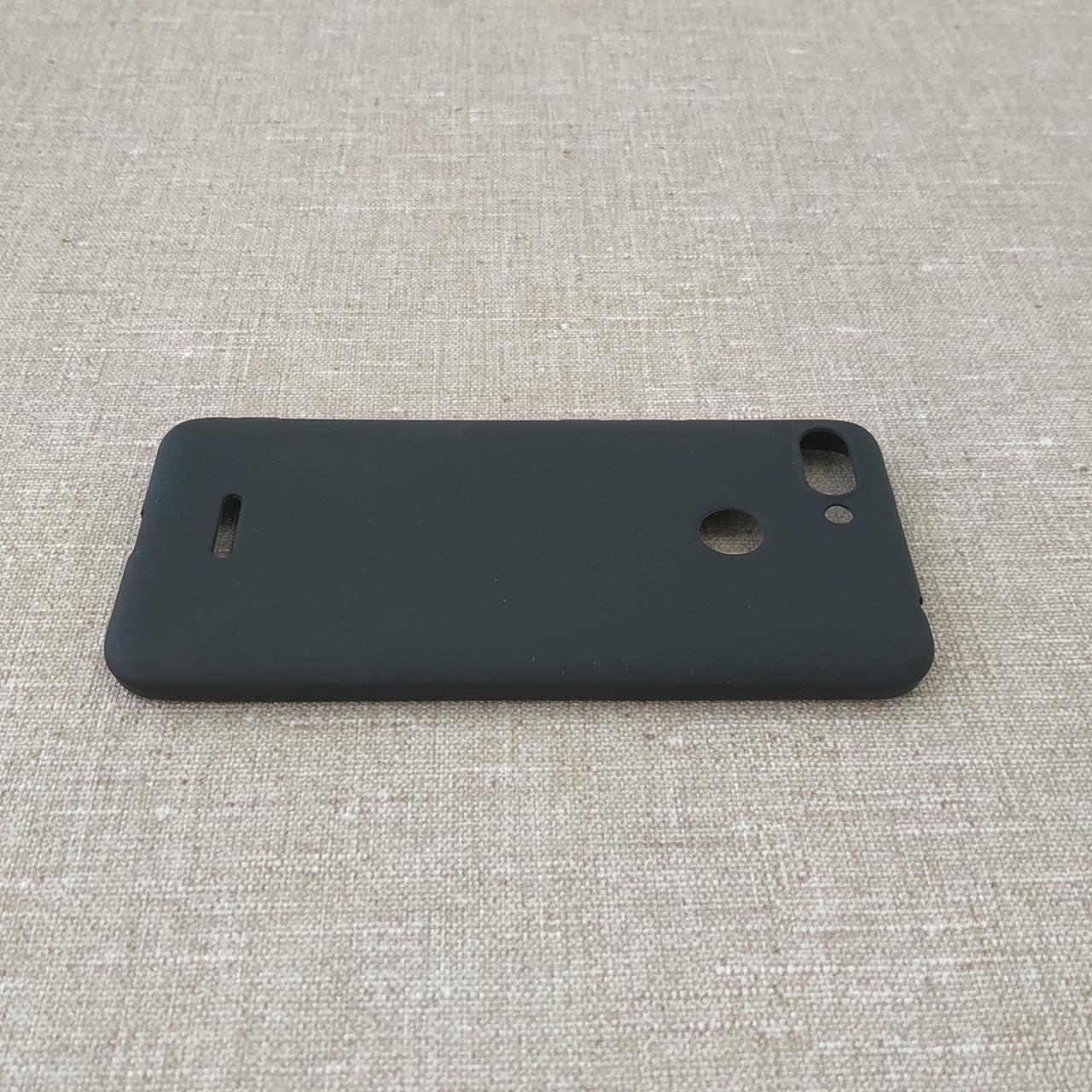 Чехол Honor Umatt Xiaomi Redmi 6 black Для телефона
