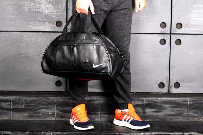 Спортивная, тренировочная сумка Nike, найк, фото 2