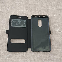 Чехол Window Xiaomi Redmi Note 4 black, фото 3