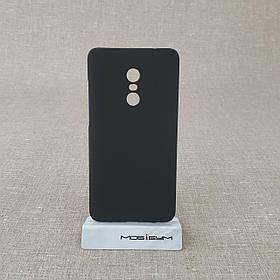 Чехол Honor Umatt Xiaomi Redmi Note 4 black