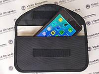 Чехол глушилка для телефона. Блокирует абсолютно все сигналы GSM GPS WI-FI Bluetooth 190мм х 110мм