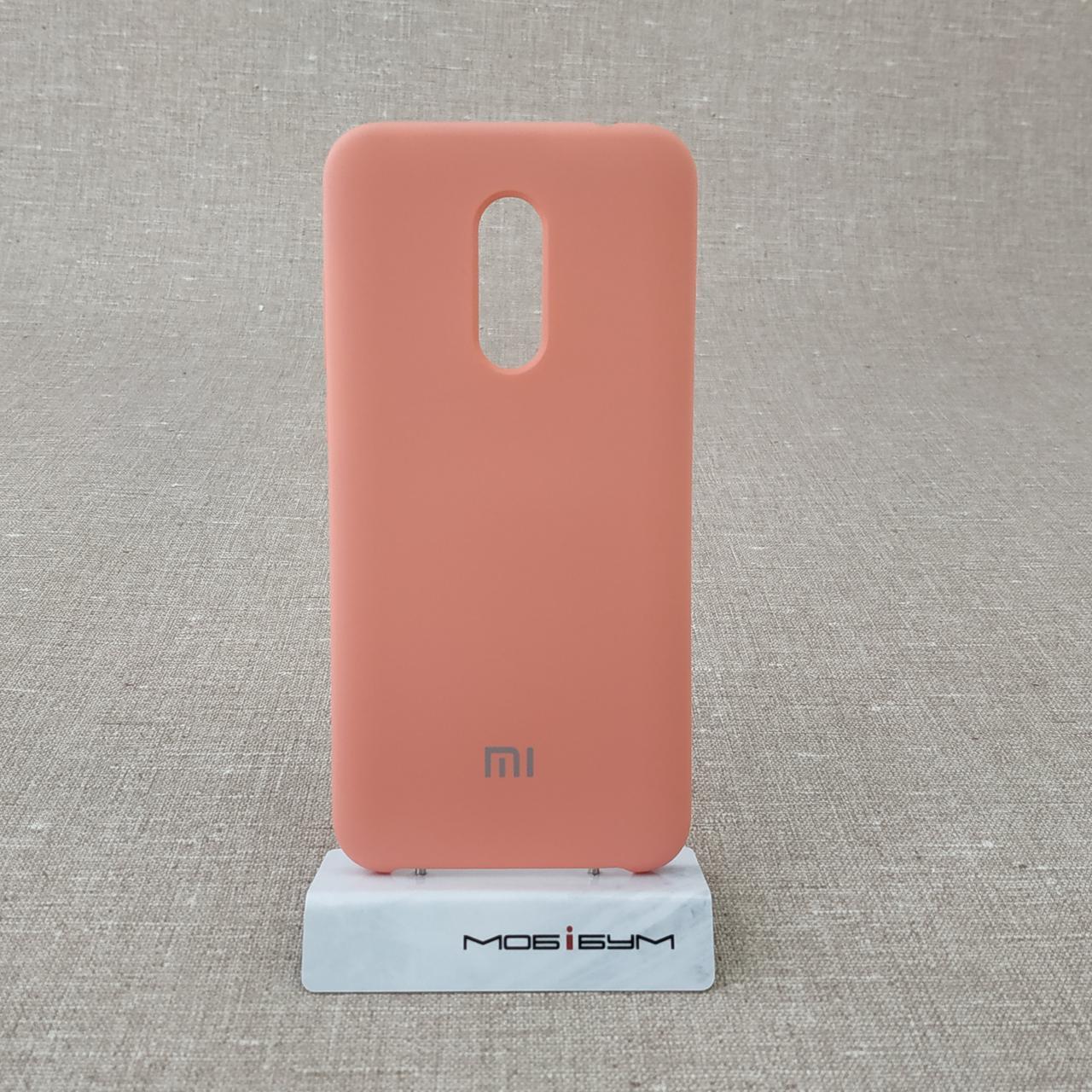Чехол Original Soft Xiaomi Redmi 5 Plus pink