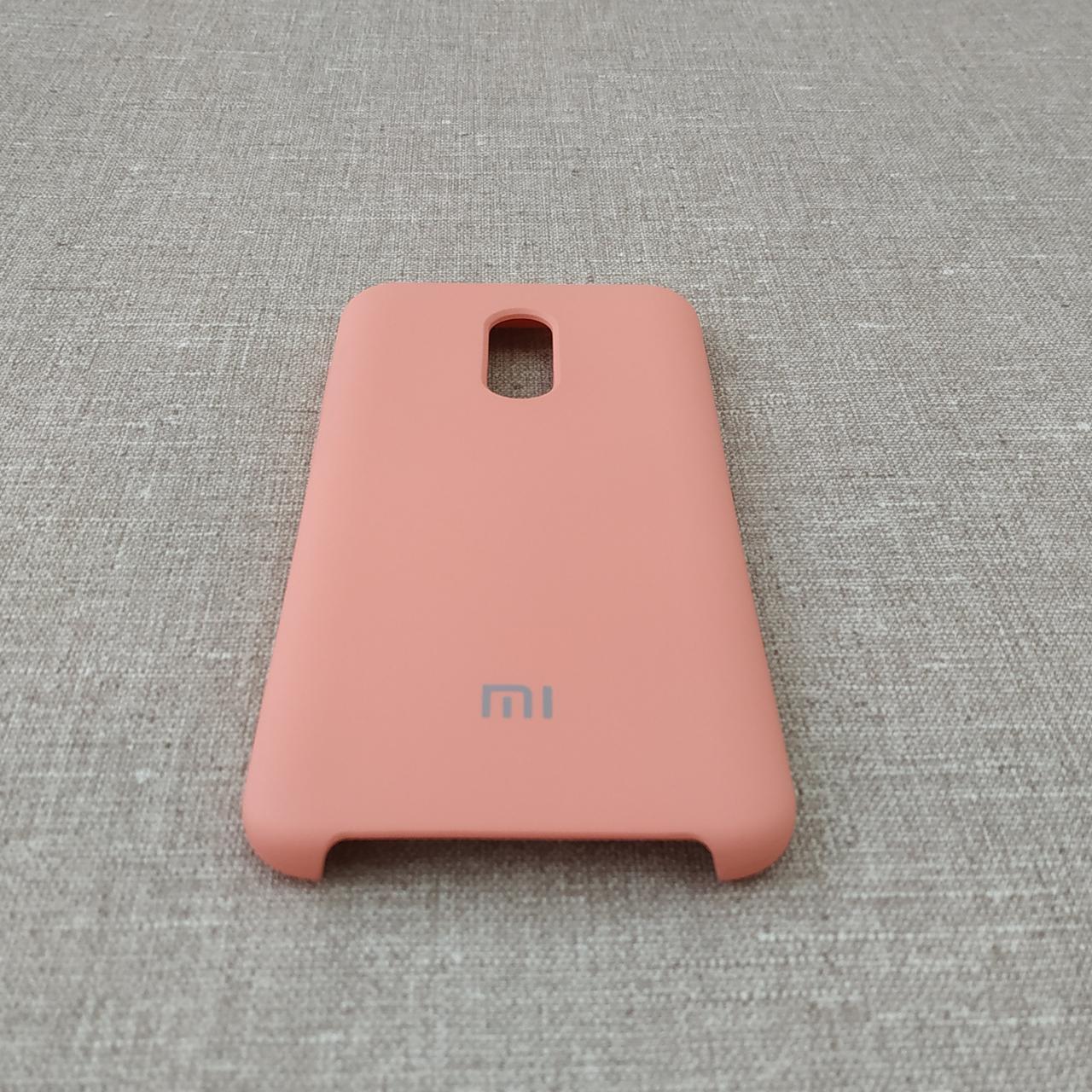 Чехол Original Soft Xiaomi Redmi 5 Plus pink Note (SC)