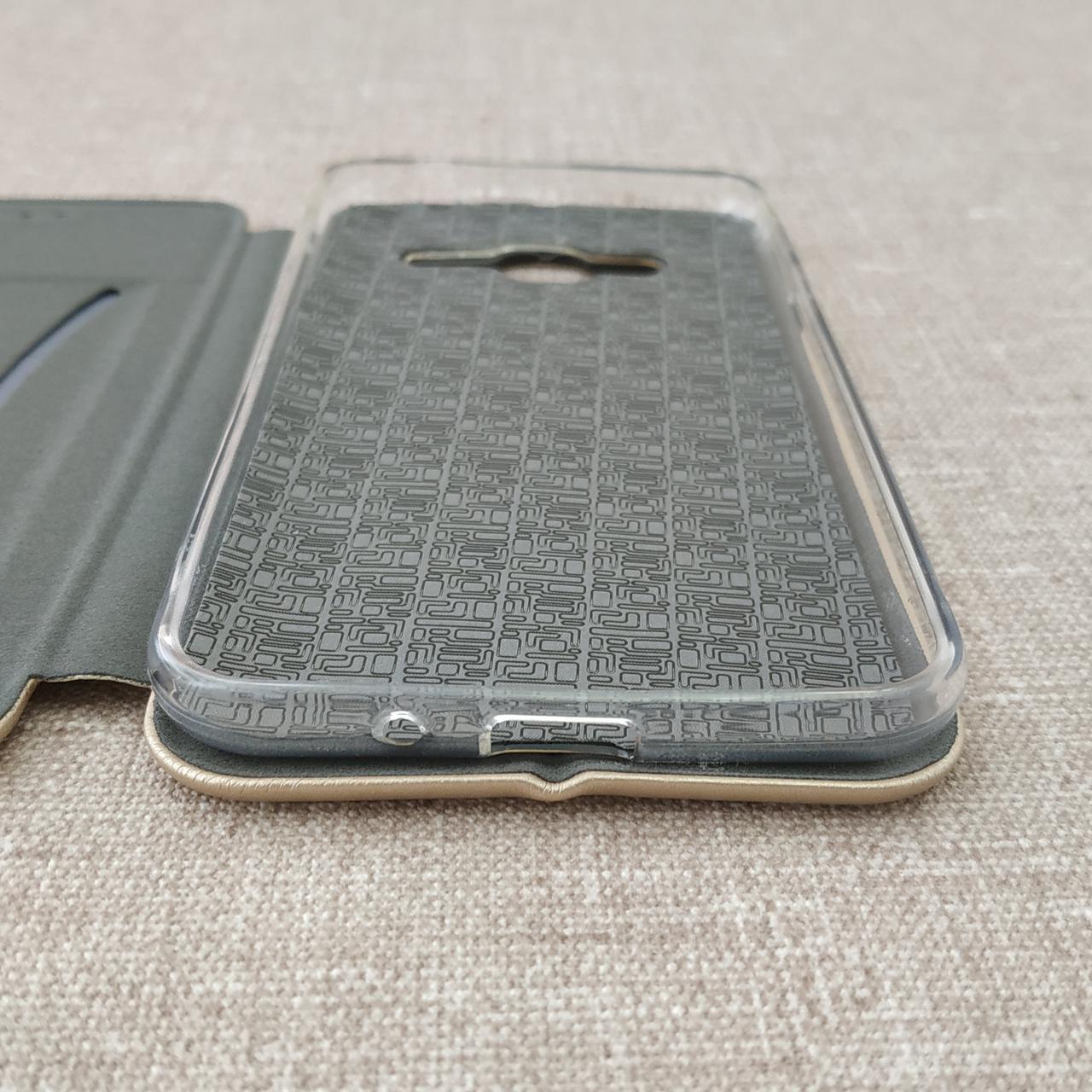 Чехол G-Case Samsung J320 gold Galaxy J3 (J337) 2018 Для телефона
