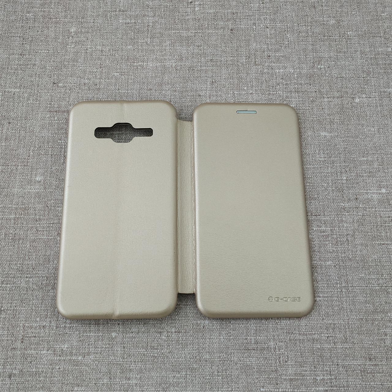 Чехол G-Case Samsung J320 gold