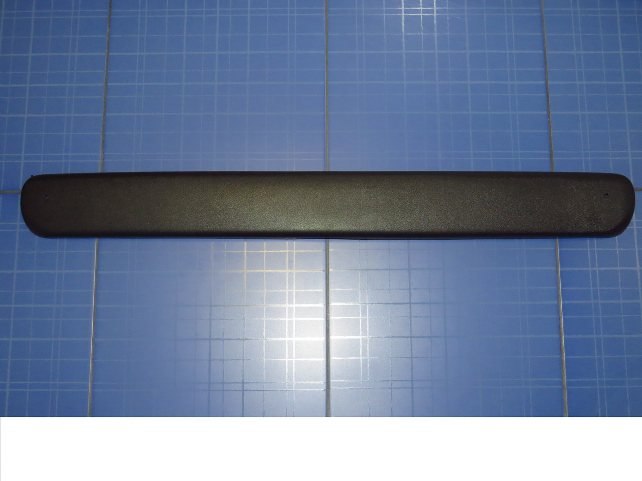 Зимняя заглушка решётки радиатора Дэу Ланос, Сенс низ матовая Fly. Утеплитель решётки Daewoo