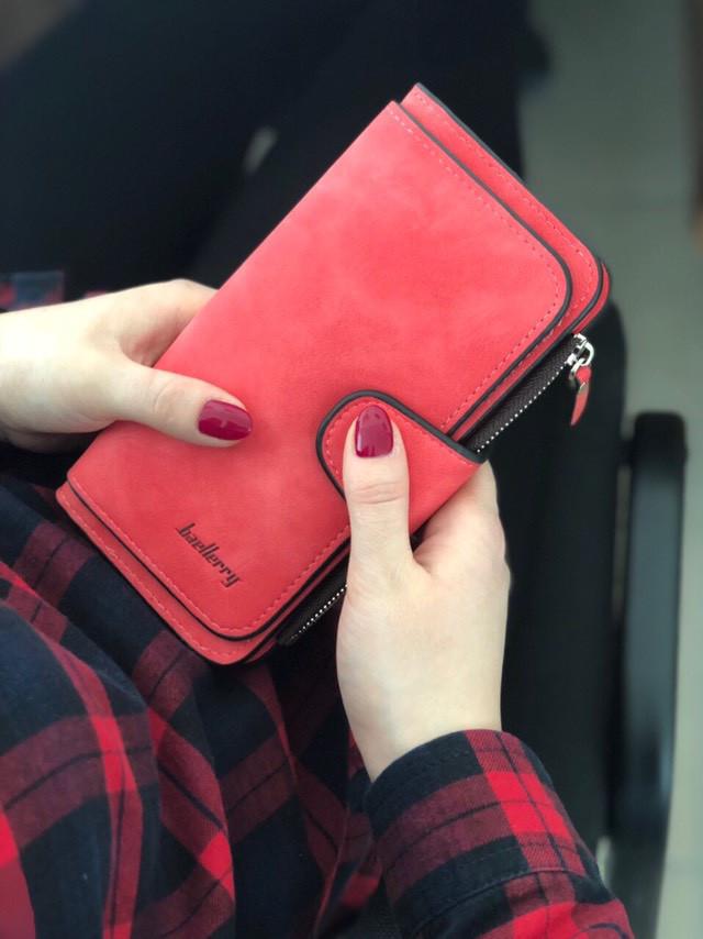 f59f423528a9 Кошелек клатч портмоне Baellerry Forever красный: продажа, цена в ...