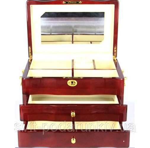 Шкатулка для драгоценностей и украшений ZYSS017