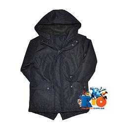 "Куртка ""Парка"" от 116-140 см. рост"