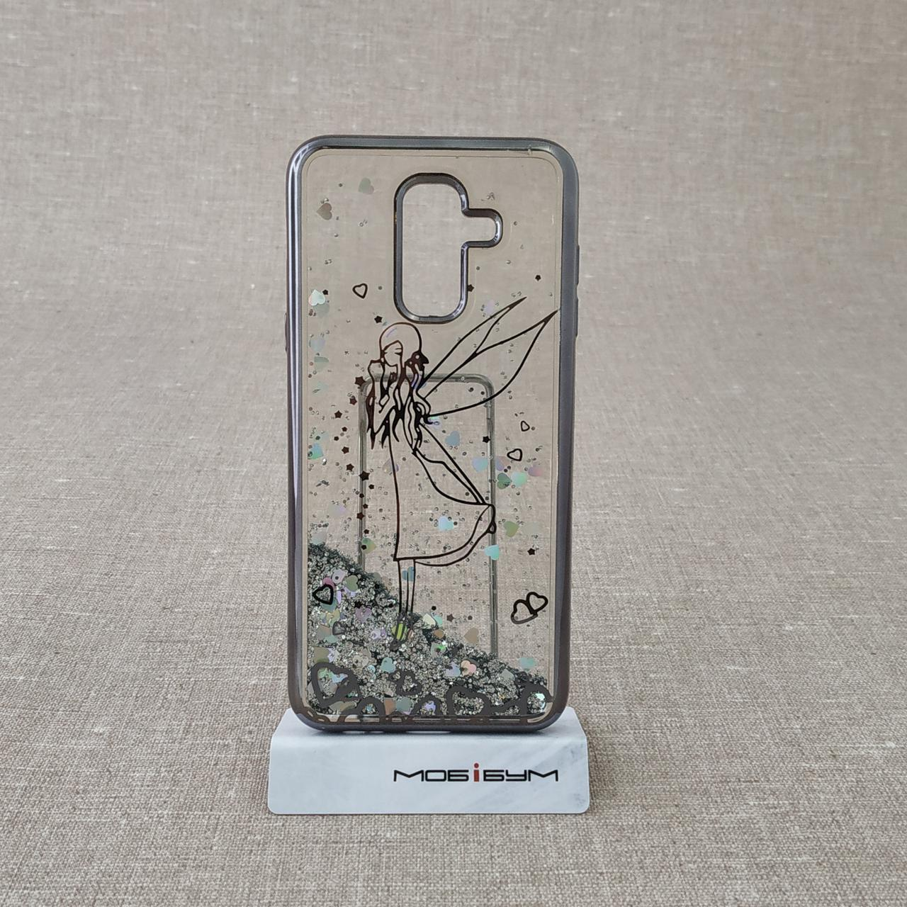 Чехол Beckberg Aqua Samsung A6 Plus A605 Galaxy (A600) 2018 Для телефона