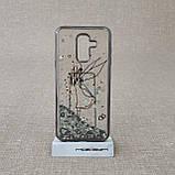 Чехол Beckberg Aqua Samsung A6 Plus A605, фото 5