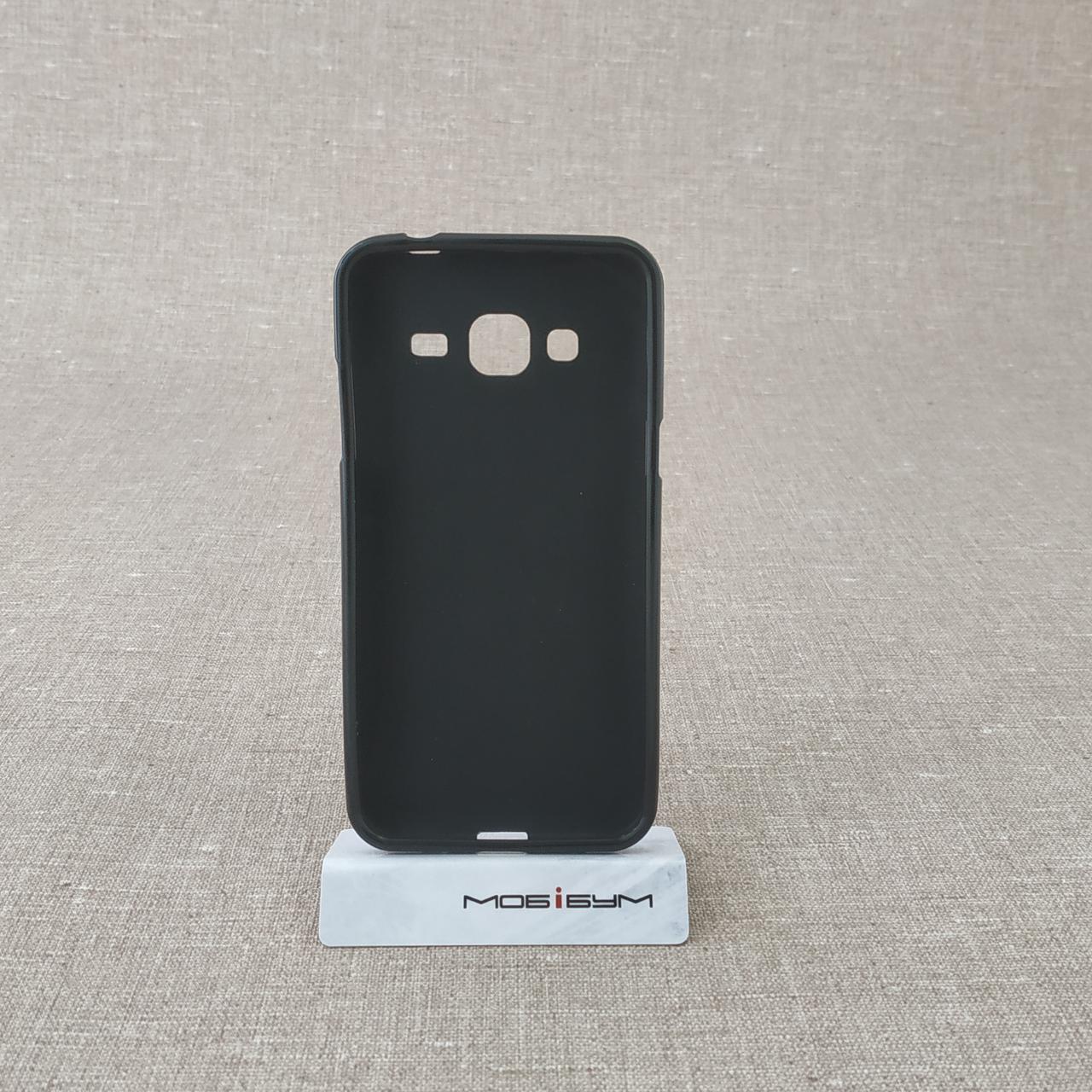 Чехлы для Galaxy J Series (остальные модели) TPU Samsung J320 black J3 (J337) 2018 Для телефона