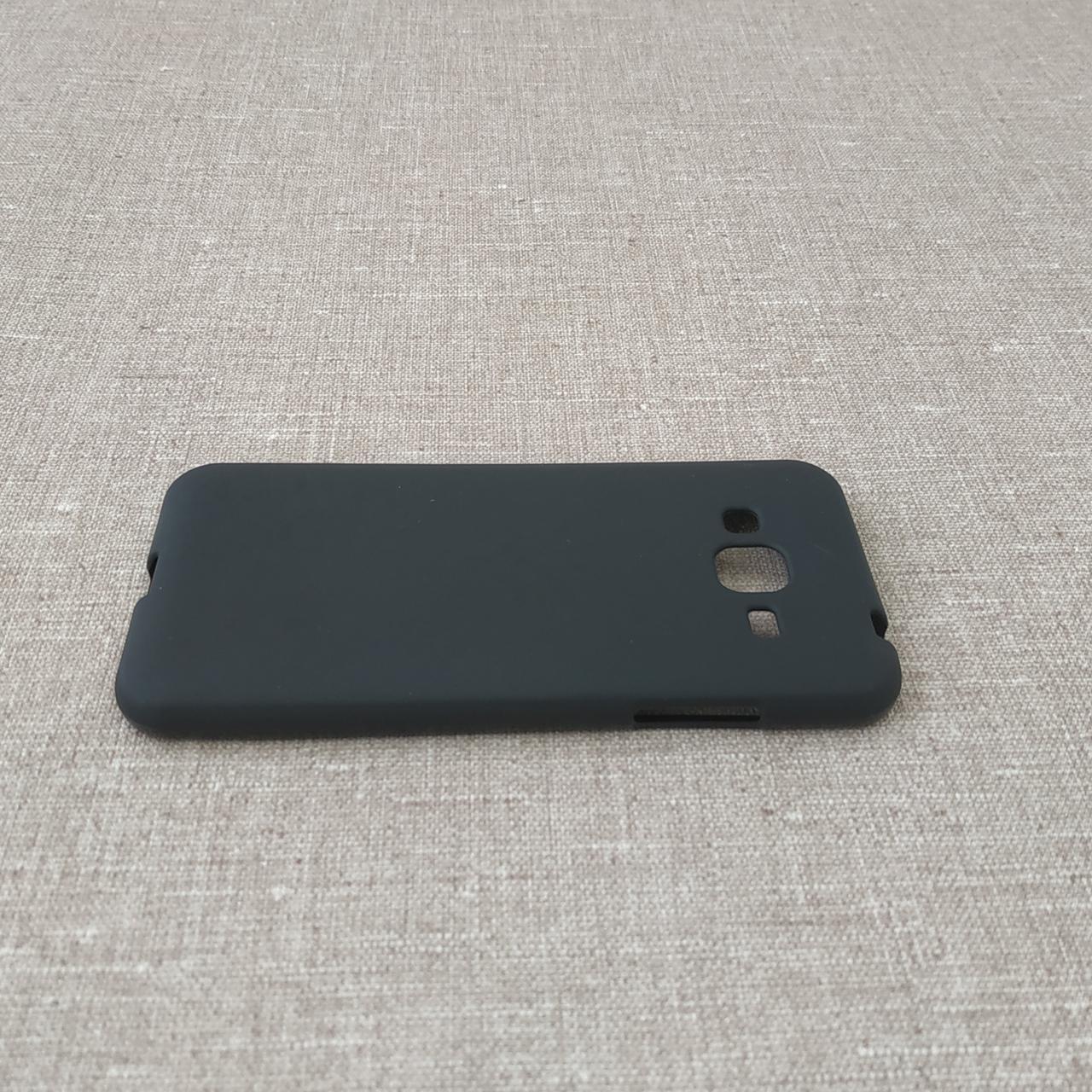 TPU Samsung Galaxy J320 black