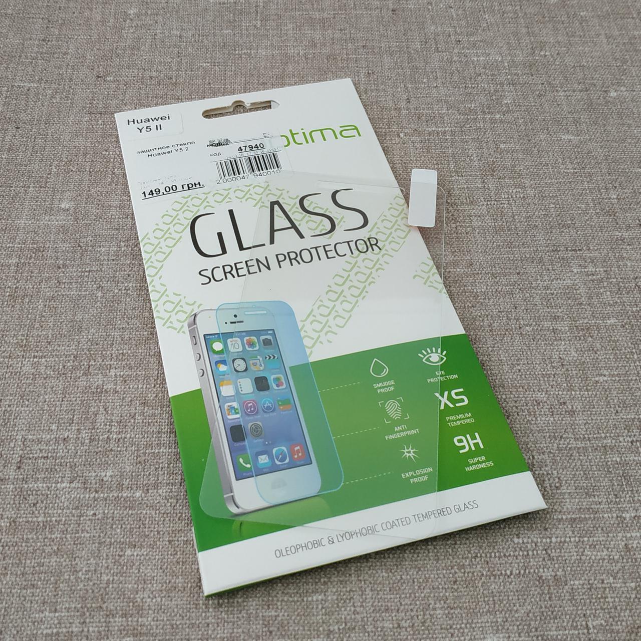 Защитное стекло Huawei Y5 2