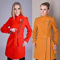 Короткое женское Пальто на молнии   Chanel