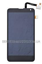 Дисплей с тачскрином #DJW-W450-V4.0 для телефона FLY IQ4514