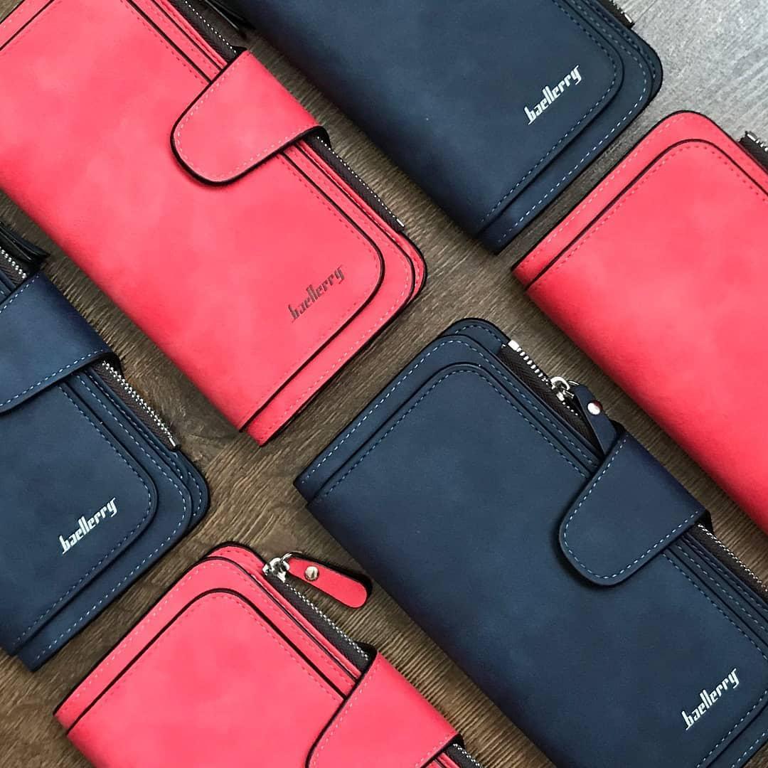 054cdfe36500 Кошелек клатч портмоне Baellerry Forever Чёрный: продажа, цена в ...