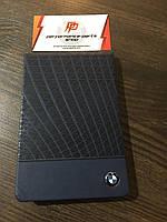 Записная книжка маленькая BMW Notebook Small, 80242454636. Оригинал. Синего цвета., фото 1