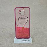 Чехол Beckberg Aqua Samsung A6 A600, фото 2
