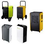 Осушители воздуха и мобильные кондиционеры