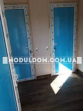 Модуль для жилья (6 х 2.4 м.) с оборудованным санузлом, душевой, комнатой отдыха ПОД КЛЮЧ., фото 3