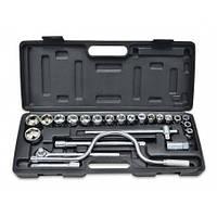 Набір головок 1/2 (10–32 мм), 24 предмети в кейсі Technics 52-103   набор инструмента, інструменту