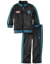 Спортивный костюм для мальчика U.S. POLO ASSN, США (2Т, 4Т):