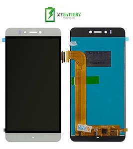 Дисплей (LCD) Prestigio 3530/3531/3532/7530 с сенсором белый