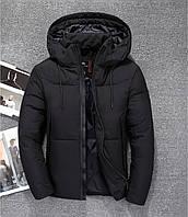 Мужская зимняя куртка пуховик JEEP в наличии! (JP-CAMO_03), хаки / РАЗМЕР 46,48