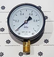 MT100-1 Манометр Радиальный