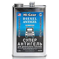 Суперантигель для дизтоплива Hi-Gear -47С 3,78 л (для обработки 1900 л топлива )