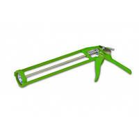 Пістолет для герметика скелетний металевий Favorit 12-006 | пистолет скелетная металлический