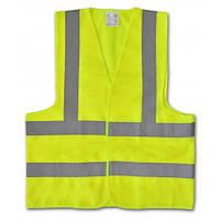 Жилет сигнальний жовтий Technics 16-630 | сигнальный желтый