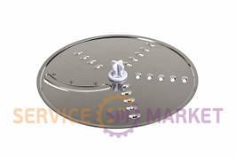 Диск - терка мелкая/нарезка ломтиками для блендера Mirta BHF 370