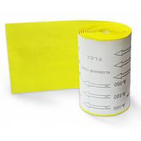 Папір наждачний на паперовій основі, 115 мм х 5 м, зерн. 80 SPITCE 18-582 | бумагу наждачная бумажной основе