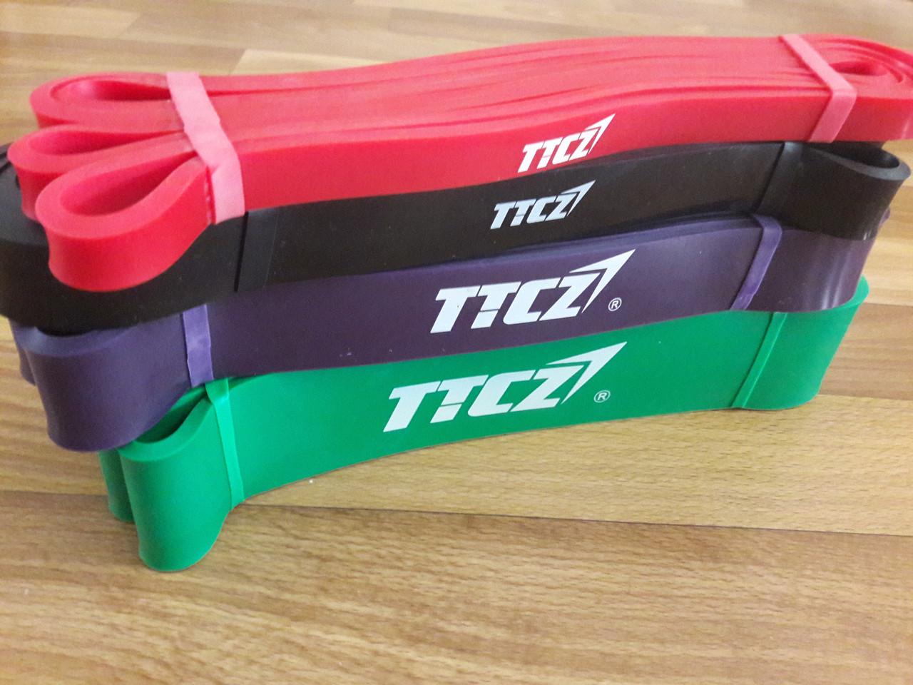 Резиновые петли,резина для подтягивания комплект 4 шт  + подарок желтая петля TTCZ